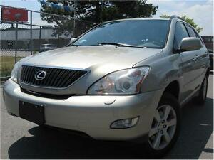 2007 Lexus RX 350 ULTRA PREMIUM DVD PLAYER - NAVIGATION
