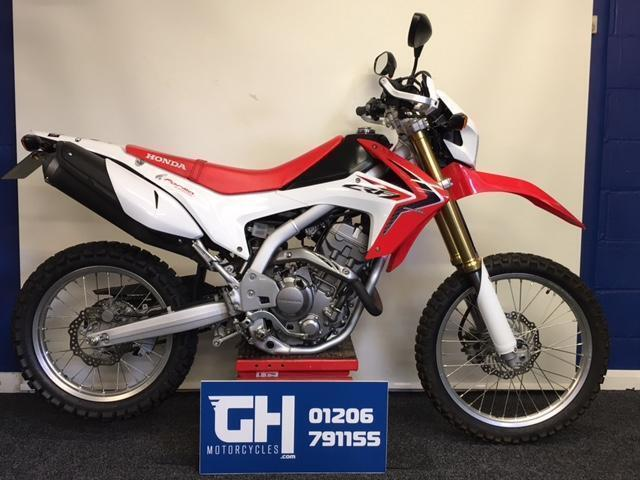 2014 (64) HONDA CRF250L | EXCELLENT CONDITION | NEW REAR TYRE (1 RIDE OLD).