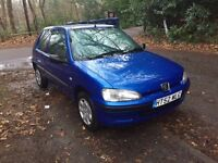 PEUGEOT 106 for sale, perfect first car
