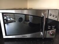 DeLonghi 800w Digital Microwave