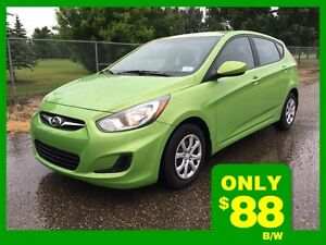 2014 Hyundai Accent GL **ONE OWNER, LOW KMS!!**