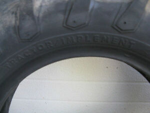12 Inch Tractor Lug Style Tires( The First 3 On Left Sold) Kawartha Lakes Peterborough Area image 2