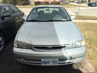 1999 Toyota Corolla LE Cheap and Reliable Car