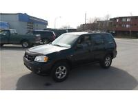 2005 MAZDA TRIBUTE ES ------4X4-CUIR*TOIT*MAGS