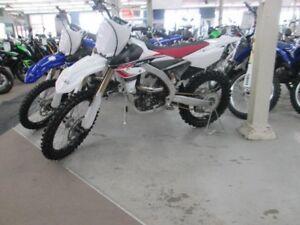 Yamaha YZ450F 450 F 2017