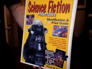 Science Fiction Coffee Table books, collectibles, movies, pop