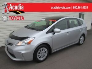 2012 Toyota Prius v - Luxury Pkg **FREE WINTER TIRES**