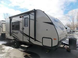2017 KEYSTONE BULLET CROSSFIRE 1800RB TRAVEL TRAILER