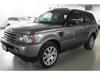 2009 Land Rover Range Rover Sport HSE SPORT NAVIGATION LOADED