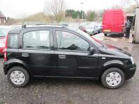 FIAT PANDA 1.3 Multijet Dynamic 5dr (black) 2008