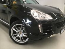 2007 Porsche Cayenne 9PA MY07 S Black 6 Speed Sports Automatic Wagon Edgewater Joondalup Area Preview