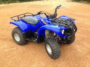 2007 Yamaha YFM 125 Little Grizzly Inman Valley Victor Harbor Area Preview