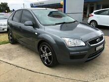 2006 Ford Focus LS CL Titanium Grey 4 Speed Automatic Hatchback Young Young Area Preview