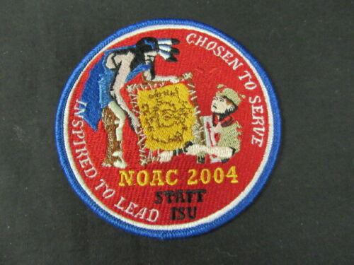 2004 NOAC Staff Pocket Patch      NPC5