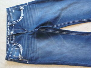 Denim jeans from Justice!