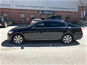 2011 Lexus GS 350 AWD, NAVIGATION, BACK UP CAMERA, NO ACCIDENT
