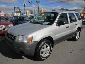 2004 Ford Escape (GARANTIE 2 ANS INCLUS) XLT Duratec