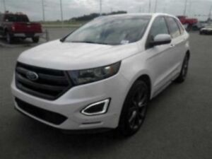 2017 Ford Edge Loaded Edge Sport 2.7L ECO Boost Leather Roof AWD
