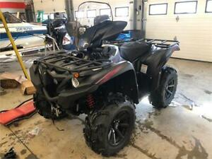 2019 YAMAHA GRIZZLY LE WITH WINCH
