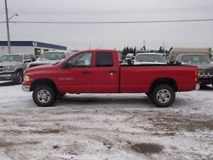 2003 DODGE RAM 2500 ST QUAD CAB LONG BE Prince George British Columbia image 6