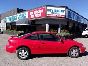 2000 Chevrolet Cavalier Base 2dr Coupe