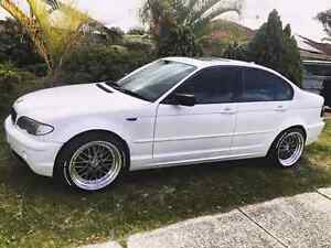 2002 BMW E46 318I Alexander Heights Wanneroo Area Preview