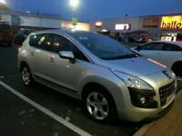 2010 silver peugeot 3008,1.6 hdi diesel(pls no time wasters)