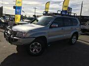 2009 Toyota Landcruiser Prado KDJ120R GXL Silver 5 Speed Automatic Wagon Bayswater Knox Area Preview