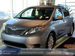 2017 Toyota Sienna LE-ALL WHEEL DRIVE 7 PASSENGER BACK UP CAMERA