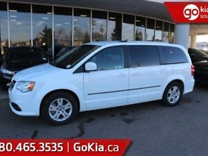 2017 Dodge Grand Caravan CREW; 7-PASS, STOW AND GO, HEATED SEATS