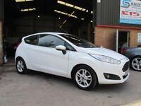 2014 (64) Ford Fiesta 1.5TDCi ( 75ps ) Zetec ***FINANCE ARRANGED***