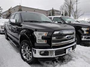2016 Ford F-150 LARIAT LUXURY 502A