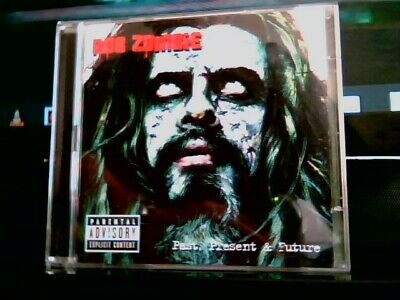 ROB WHITE ZOMBIE VERY BEST OF CD & DVD  19 HITS 10 VIDEOS PAST PRESENT (Best Of White Zombie)