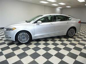 2017 Ford Fusion SE - LOW KMS**HEATED SEATS**NAV