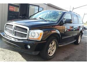 2006 Dodge Durango Limited**LEATHER**SUNROOF**DVD PLAYER**8 PASS London Ontario image 4