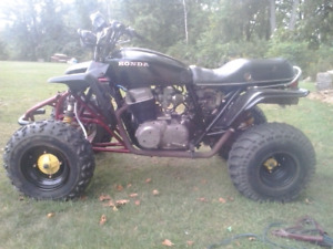 Custom cb750k ATV *plz read all*