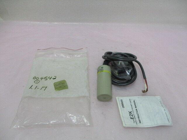 Omron E2K-C25ME2 Rev.C, Capacitive Proximity Switch, E2K, 230084-002. 419274
