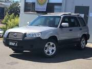 SUBARU FORESTER X *** MY07 *** AUTOMATIC *** AWD *** JUL 19 REGO Ashmore Gold Coast City Preview