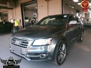 2015 Audi Q5 /SQ5 3.0 Technik SPORT SEATS NAVI PANORAMIC- ROOF