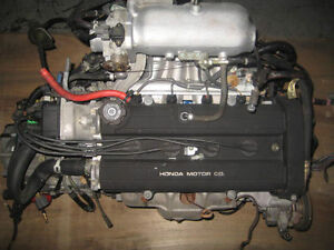 HONDA CIVIC ACURA INTEGRA B20B DOHC OBD2 ENGINE ONLY JDM B20B