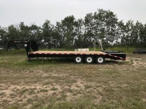 26' Deck Over Trailer
