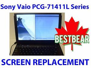 Screen Replacment for Sony Vaio PCG-71411L Series Laptop