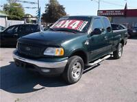 2003 FORD F-150 XLT *** 4X4 *** ICE COLD AIR *** LOADED ***