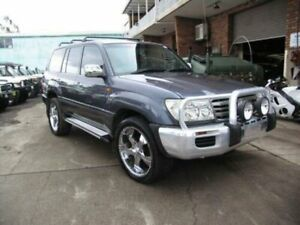 2006 Toyota Landcruiser HDJ100R Upgrade II GXL (4x4) Grey 5 Speed Automatic Wagon Roselands Canterbury Area Preview