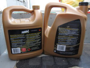 5W30 100% Synthetic Oil London Ontario image 2