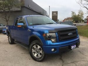 2013 Ford F-150 FX4 - ACCIDENT FREE - LOW KMS