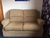 Quality sofa bed, excellent condition, hardly used