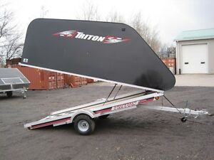 Snowmobile Trailers In Stock and Going Fast