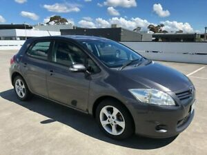 2011 Toyota Corolla ZRE152R MY11 Conquest Grey 6 Speed Manual Hatchback Mornington Mornington Peninsula Preview
