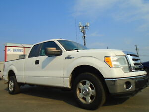 """2009 Ford F-150 XLTSUPERCAB 76""""-ONE OWNER TRUCK-AMAZING SHAPE"""